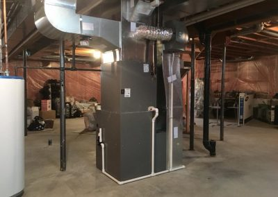 heating system for home