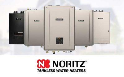 Tankless Water Heaters from Noritz